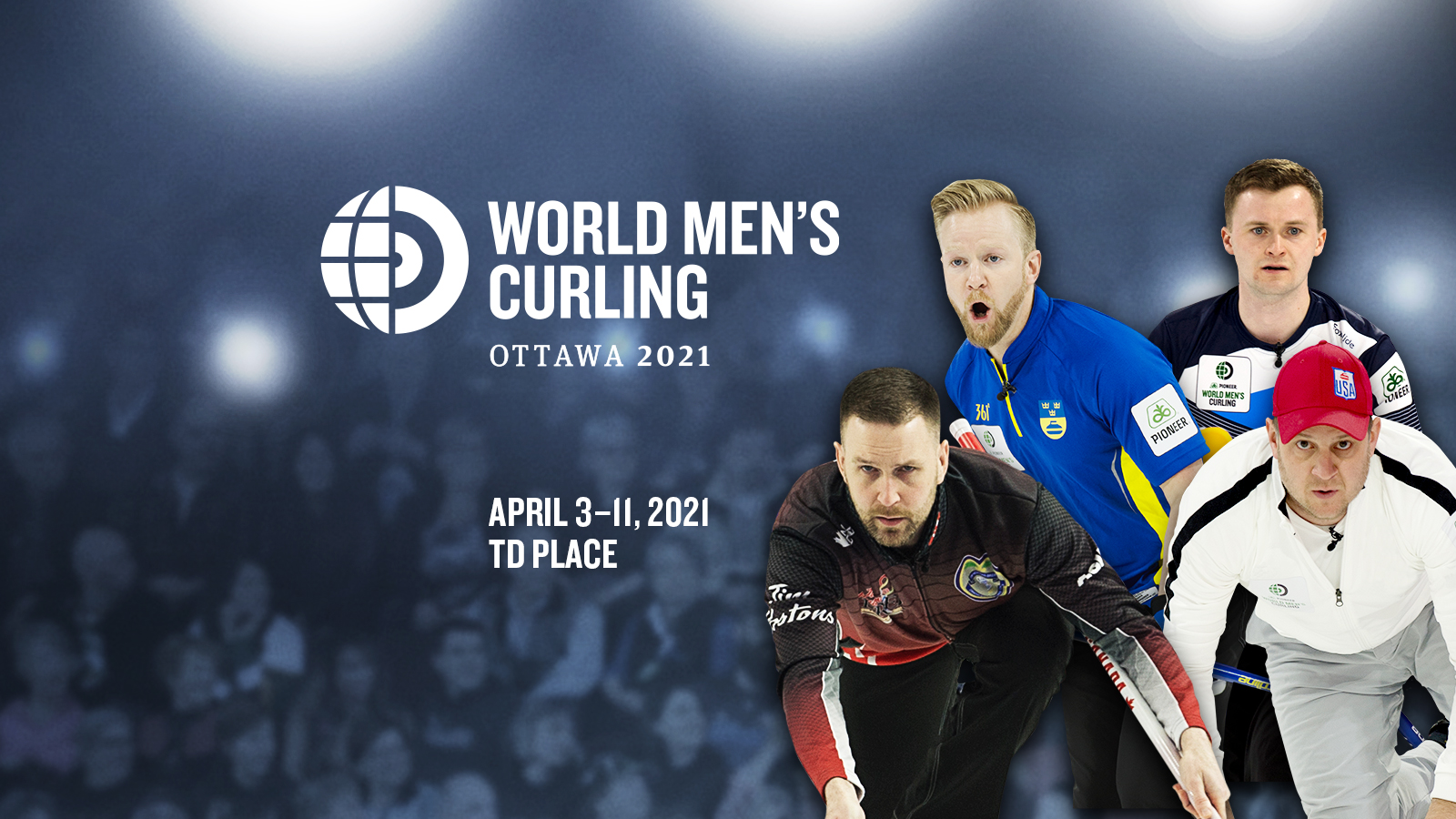 2021 WORLD MEN'S CURLING CHAMPIONSHIP – CANCELLED